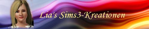 Lia´s Sims 3 Kreationen